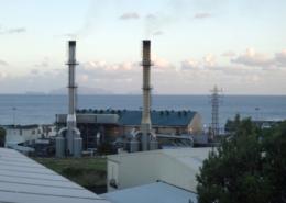 Caniçal Power Station. Energetus