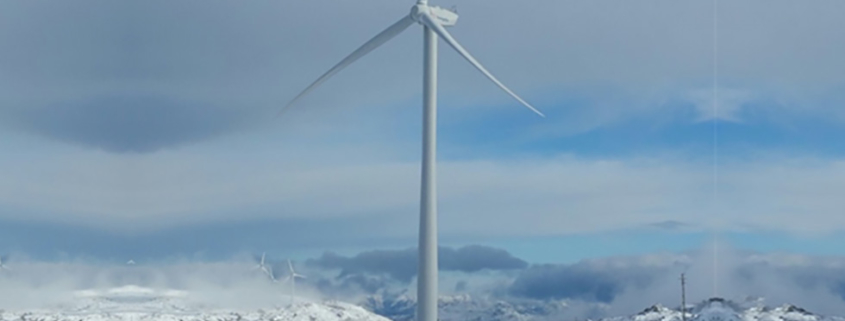 Guardão Wind Park. Energetus