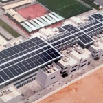 Royal Flight School PV Plant. Energetus