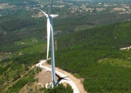 Alto dos Forninhos Wind Park . ENERGETUS
