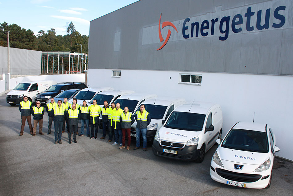 Energetus - Services / Maintenance