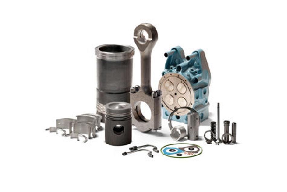 Energetus - Services / Spare Parts